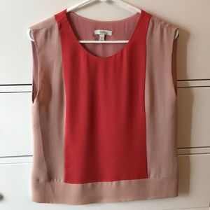 LIKE NEW J.Crew Silk Blouse
